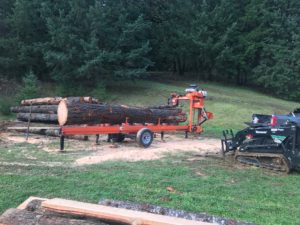 Portable Sawmill Newberg Oregon